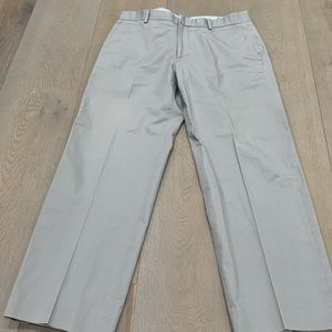 Banana Republic modern fit gray pants 32